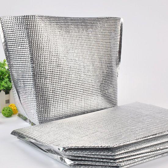 Factory Wholesale Insulated Aluminium Foil Ice Cooler Bag