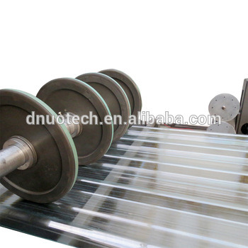 Every Color FRP Sunlihgt Roofing Sheet Making Machine