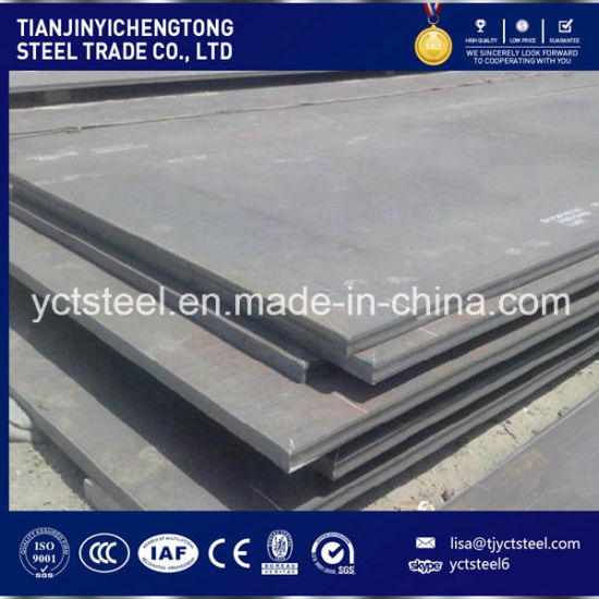 Weather Resistant Steel Plate Corten a 10mm Hot Rolled Plate pictures & photos