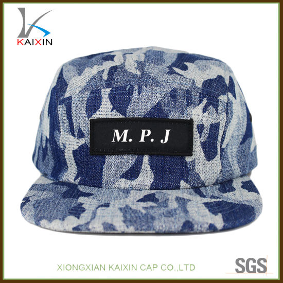 6023f2e08 China Custom Design Your Own Sublimation 5 Panel Hat Cap - China 5 ...