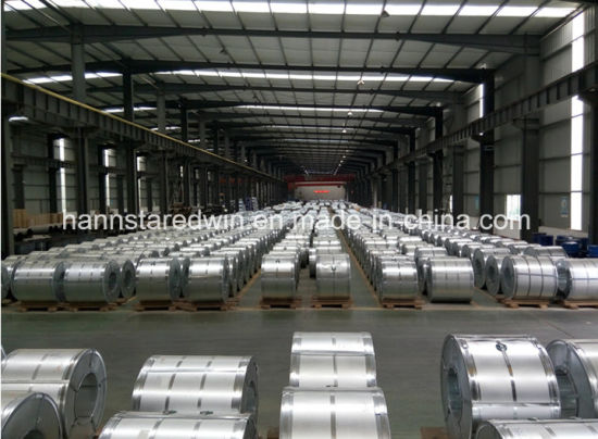 Steel Building Material Galvanized Steel Coil Color Coated Steel Coil From Hannstar Industry pictures & photos