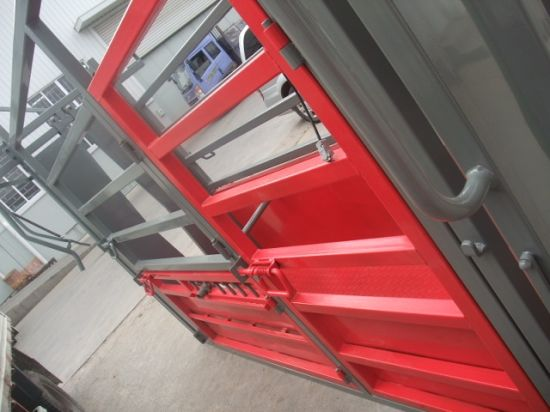 High Quality Powder Coated Cattle Crush for Sale (HLT-CC01) pictures & photos