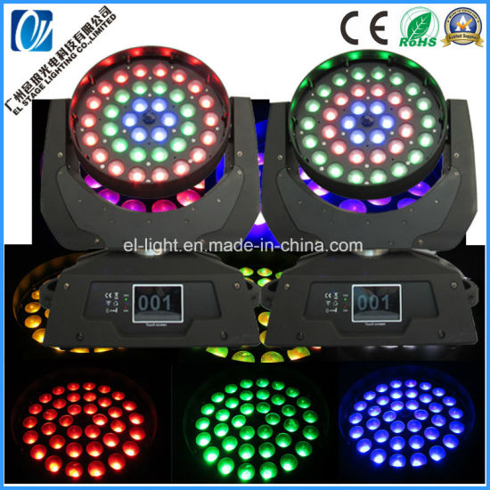 LED Moving Head Stage Lighting with 36PCS LED