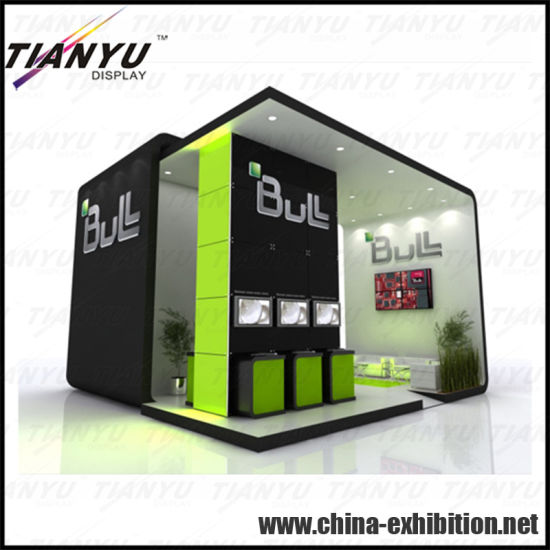 China Factory Export Professional Aluminum Trade Show Exhibition Booth Stand