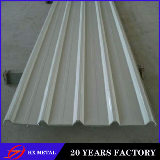 Wholesale Pre-Painted Corrugated Galvanized Zinc Steel Roof Sheet