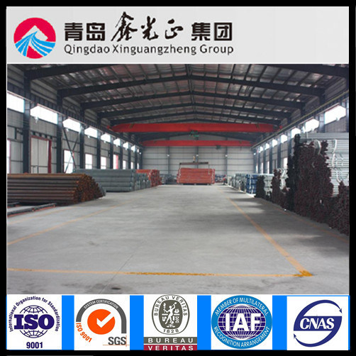 Professional Manufactory Steel Structure Warehouse (SSW-321)