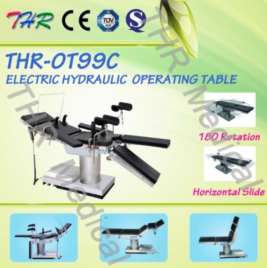 High Quality Medical Operating Table for Patient pictures & photos