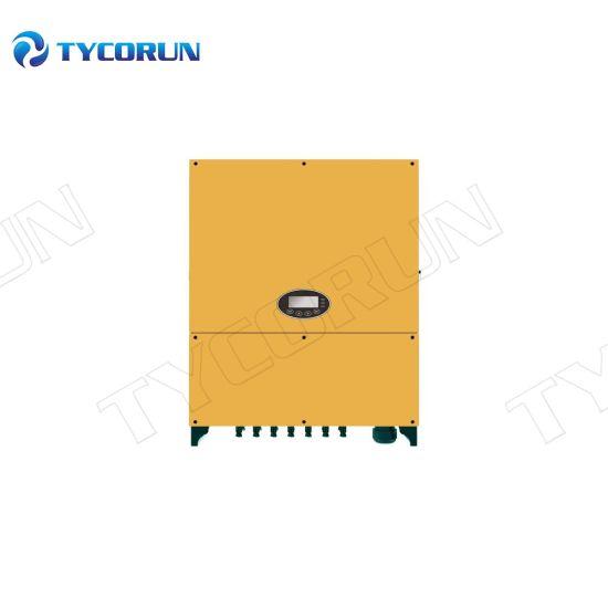 Tycorun 40000W/50000W/60000W/66000W 3 Phase on Grid DC Solar Power Inverter with GPRS
