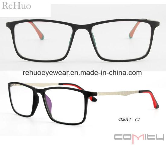 China Fashion Ultra Ultem Optical Frames For Man China Ultem