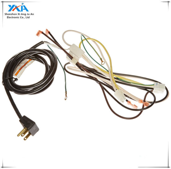 China Xaja Custom 4 Pin Trailer Wiring Kit Trailer Wire ... on