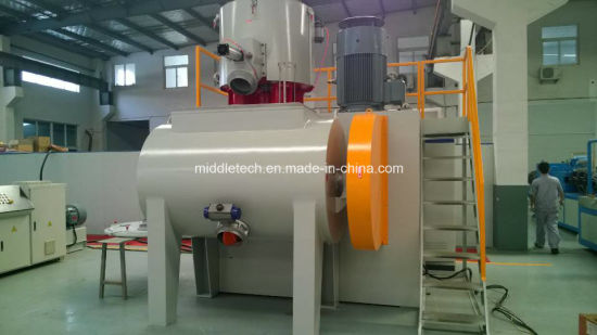 Plastic Granulation PVC/WPC Pelletizer/Granulation Line pictures & photos