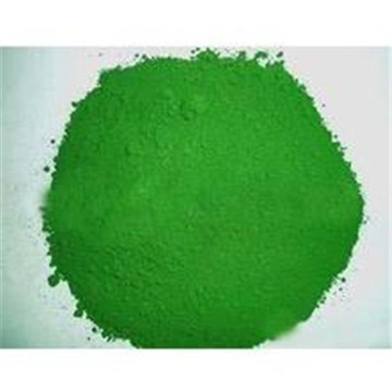 Manufacture Direct Used in Printing and Dyeing Chromium Oxide Green 99%, High Quality pictures & photos