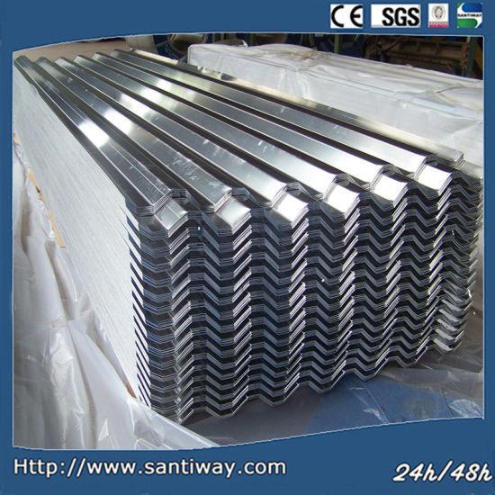 Zinc Coating Galvanized Steel Sheet