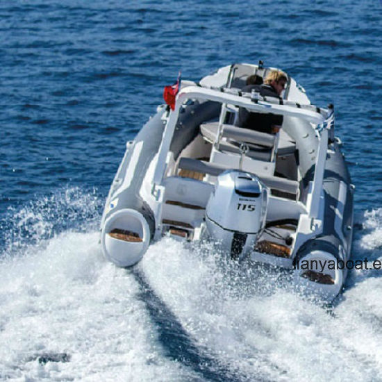 Liya 19FT Rigid Inflatable Navy Boat Military Rib Boat