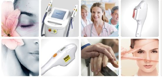 Multifunction Monaliza IPL-Nyc Hair Removal and Skin Rejuvenation Device FDA Cleared pictures & photos
