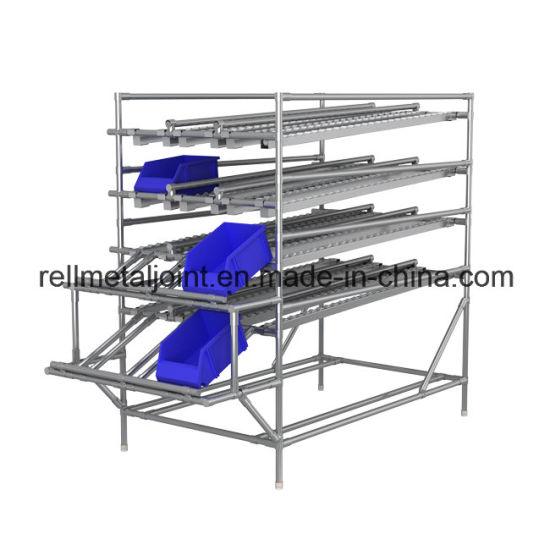 Stainless Steel Seamless Pipe for Storage Shelf (T-3)