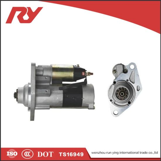 Awe Inspiring China 24V 3 5Kw 11T Starter Motor For Isuzu M008T85371 8 97176 980 0 Wiring Digital Resources Talizslowmaporg
