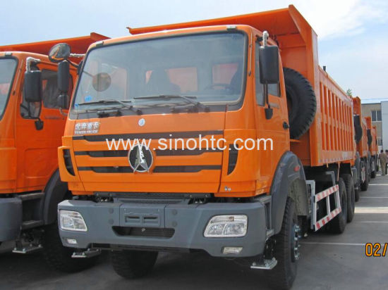 2634 North Benz BEIBEN DUMP TRUCK for Middle East pictures & photos