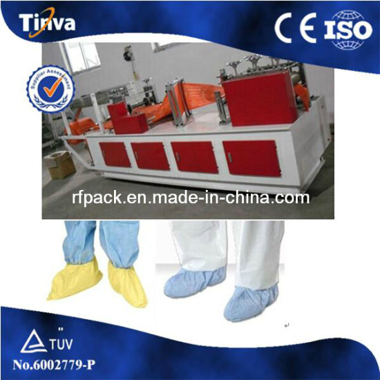 Automatic Disposable Non-Woven Shoe Cover Making Machines