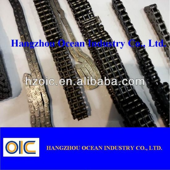 Standard Steel Conveyor Roller Chain pictures & photos