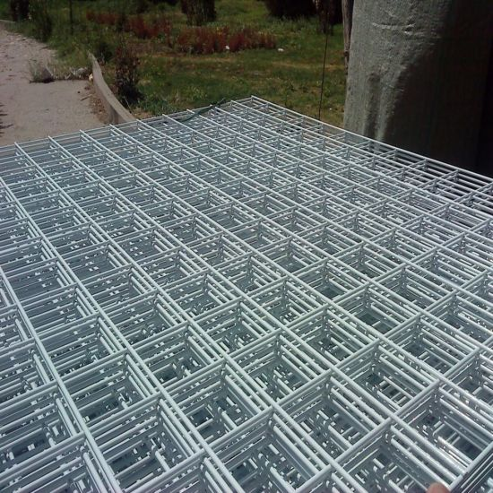 China 6X6 Concrete Welded Wire Mesh - China Welded Wire Mesh ...