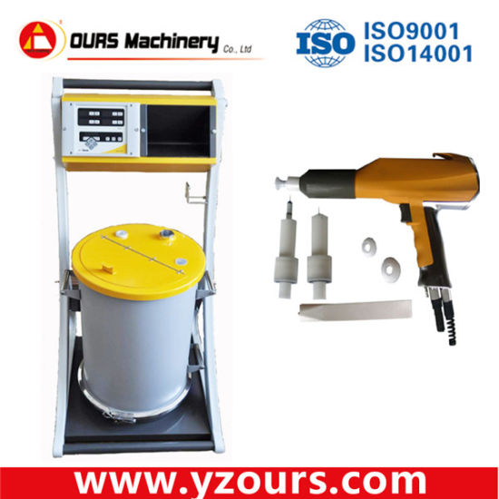 Manual Powder Coating Application Equipment pictures & photos