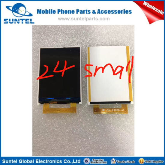 Wholesale Cell Phone Parts Replacement for Tecno 24 Pin Small LCD Display