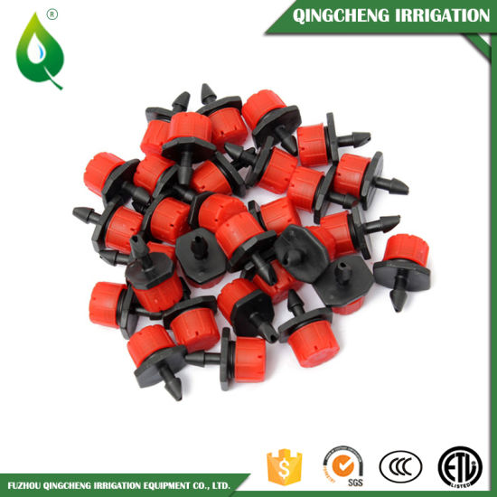 Drip Irrigation System Micro Flow Dripper Water Filter pictures & photos