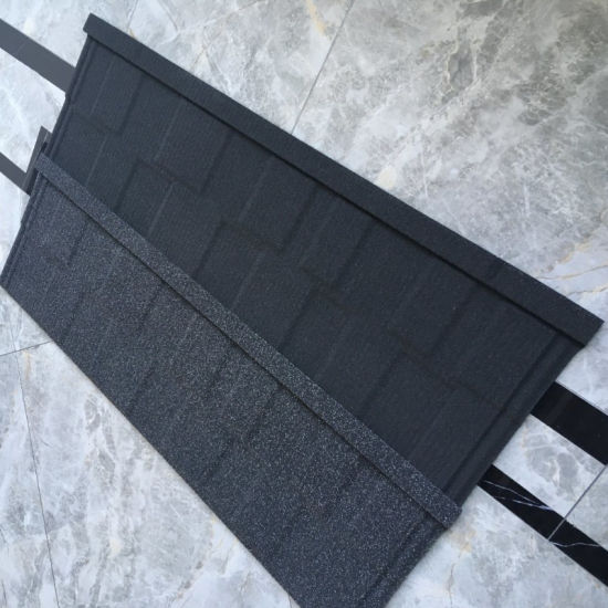 Stone Coated Metal Roof Tile for Constuctional Materials