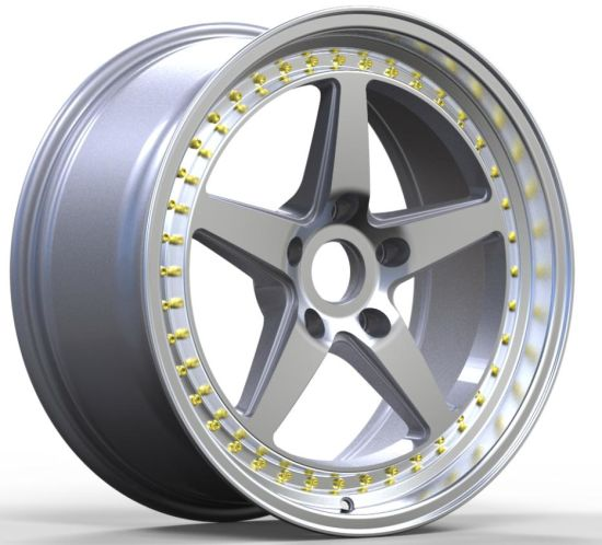 Factory Aftermarket Alloy Wheel Rim pictures & photos