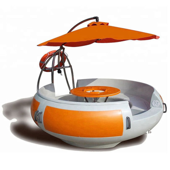 China Bbq Donut Barbecue Dining Water Boat With Rechargeable Battery China Barbecue Dining Boat And Recgargeable Battery Boat Price