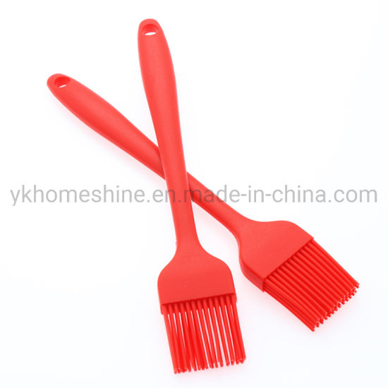Professional Manufacture Silicone Basting Brush for Cooking Baking Oil BBQ