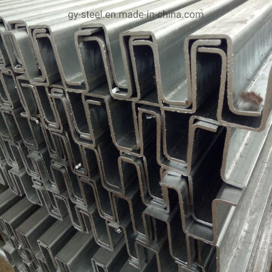 Omega Shaped Steel Profile From Asia Trading Company