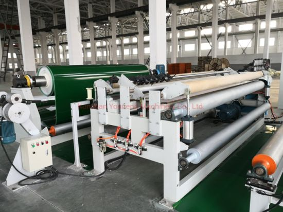 Adhesive Paper Slitting Machine/BOPP Slitting Machine for Paper pictures & photos