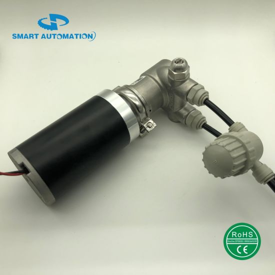 Small Size Dia. 63mm Brushed Liquid Pump Water Pump DC Motor 50W 100W 150W