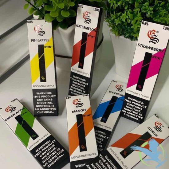 Fast Shipping in Stock Eon Stik Electronic Cigarette Best 1.3ml E Liquid Wholesale Disposable Vape Pen