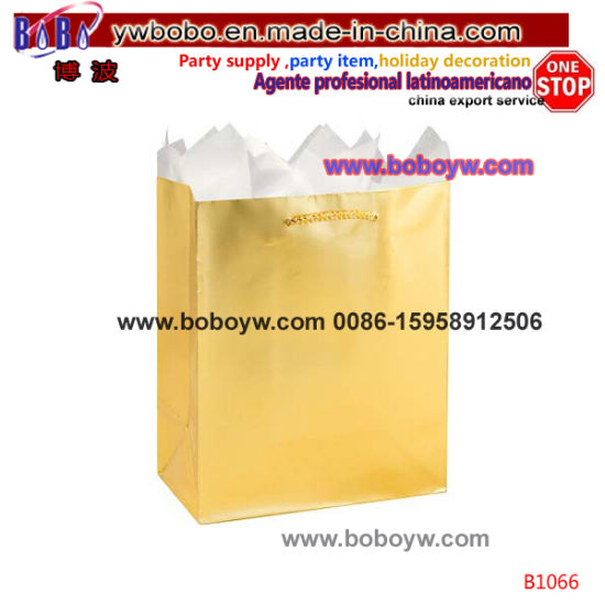 Promotional Gift Box Print Gift Bag Display Box Wholesale Yiwu Market (B1066)
