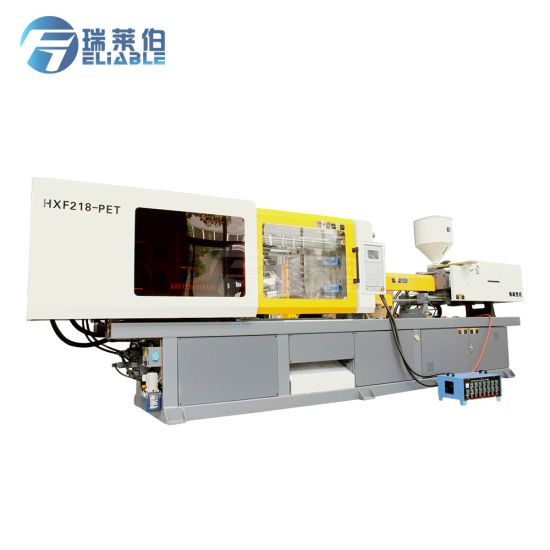 China Plastic Injection Molding Machine for Bottle Cap and