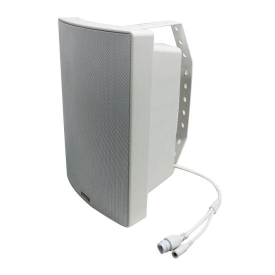 TCP/IP Network Poe 15W Active Wall Mount Speaker Waterproof