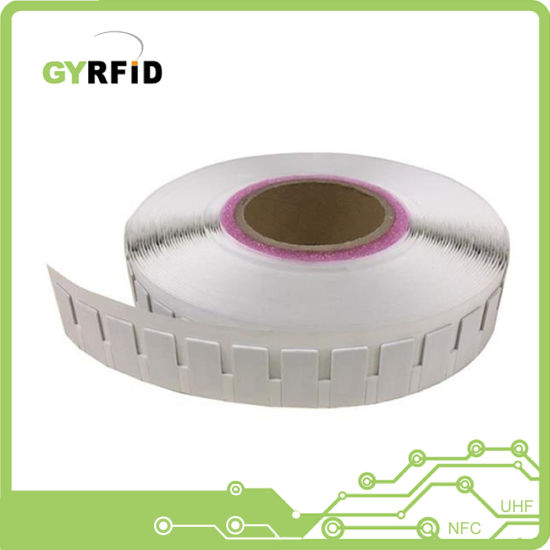 RFID Book Tags 868MHz RFID Stickers for Library System (LAP-F) pictures & photos