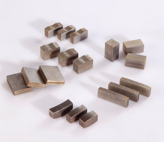 Diamond Segment for Vietnam Granite Cutting