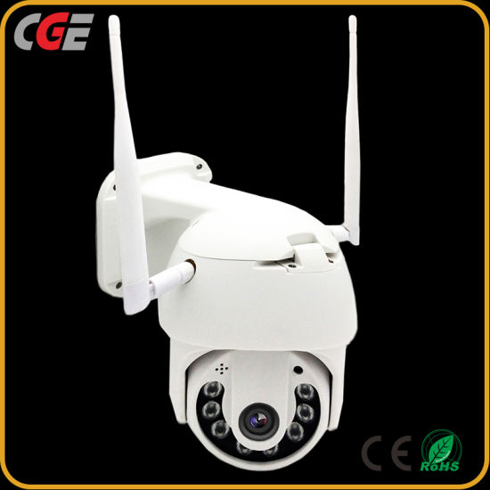 IP Camera Two Way Audio Waterproof 3MP HD Smart Home IP Security Surveillance WiFi Camera Outdoor pictures & photos