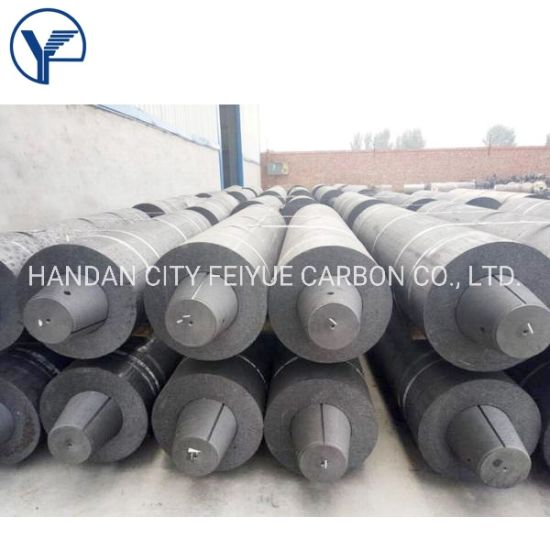 High Impregnation Graphite Electrode for Smelting Carbon Materials pictures & photos