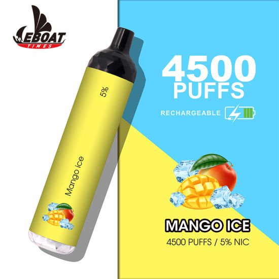 Wholesale 10ml E Cigarette Salt Nic 5% Vape Pod Multiple Flavors Disposable Electronic Cigarette