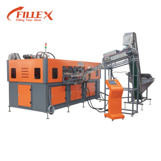 Bottle Making Pet Blow Molding Machine for Free Installation