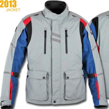 Men's Cordura Motorcycle Waterproof and Windproof Jacket (T003J)