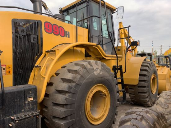 Lowest Price and Fine Appearance Hot Sale Used Caterpillar Cat 966h/950 Wheel Loader/Jcb 3cx Backhoe Loader at Factory Price