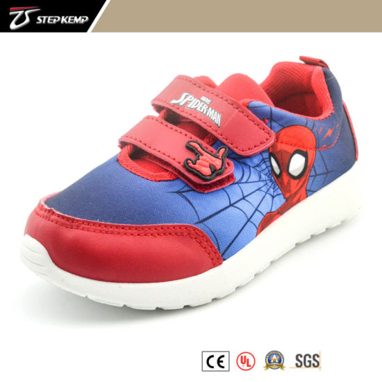 Hot Selling Children PVC Injection Boy Shoes 9289