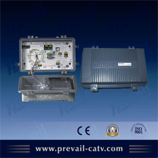 Fashion Design of Lightning FTTH CATV Optical Receiver