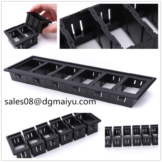 1 Gang Boat Rocker Switch Clip Panel Patrol Holder Housing For ARB Carling New